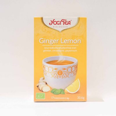 YogiTea Gingembre Citron